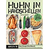 Santa Fu – Mercancía caliente de la Knast – pollo en esposas – El libro de cocina con recetas que también saben en libertad, divertido regalo para juristas (JK)
