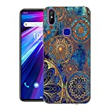 CaseExpert Cubot Max 2 (2019) Case, Pattern Soft Slim Gel
