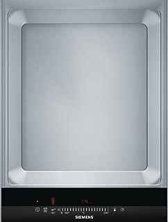Siemens et475fyb1e - Teppanyaki Hob(内置玻璃-陶瓷,黑色,触摸,前顶,160-240 °C)