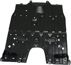 Engine Splash Shield compatible with Civic 06-11 Under Cover Hybrid Model