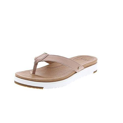 6f7ecb9592da8 UGG - Sandals Lorrie Metallic - Rose Gold