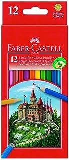 Faber-Castell 120112 colour pencil 12 pc(s) Multicolor