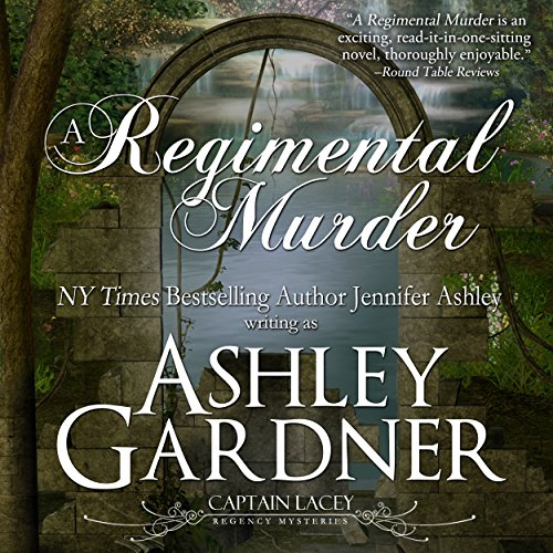 A Regimental Murder audiobook cover art