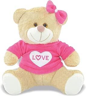 Pelúcia Ursinhos Love Soft Toys 20cm