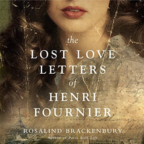 The Lost Love Letters of Henri Fournier audiobook cover art