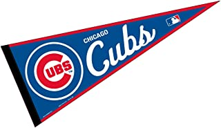 vintage chicago cubs pennant