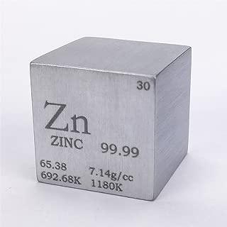 zinc cube