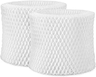 YABELLE Replacement HAC-504 and HAC-504AW filter for Honeywell Humidifier .Compatible with Honeywell HCM-350,HCM-300T, HCM-600, HCM-710, HCM-315T, Filter A (2 Packs)