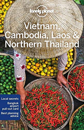 Lonely Planet Vietnam, Cambodia, Laos & Northern Thailand 6 (Travel Guide)