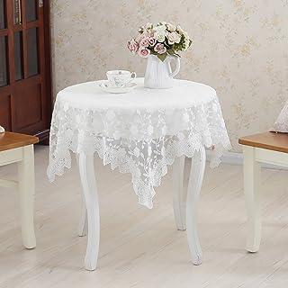 Nappes Nappe nappe/couverture en tissu table de chevet/verre table ronde petite nappe européenne dentelle carré linge de t...