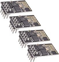 FTCBlock 4pcs ESP8266 Esp-01 Serial Wireless WiFi Transceiver Module Compatible with Arduino