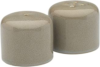 ECOLOGY EC63103 Mineral Salt & Pepper Overcast Set of 2, Grey, EC63103