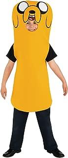 Adventure Time Child's Jake Costume, Medium