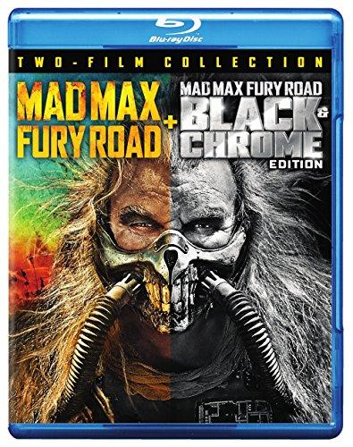 Mad Max: Fury Road / Fury Road Black & Chrome (2 Blu-Ray) [Edizione: Stati Uniti] [Italia] [Blu-ray]