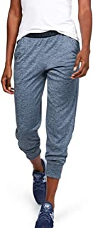 Under Armour Women's Play Up Twist Pants, Downpour Gray//Metallic Silver, XX-Large