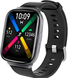 2021 Latest Smart Watch for iOS Android Phones, 5ATM...