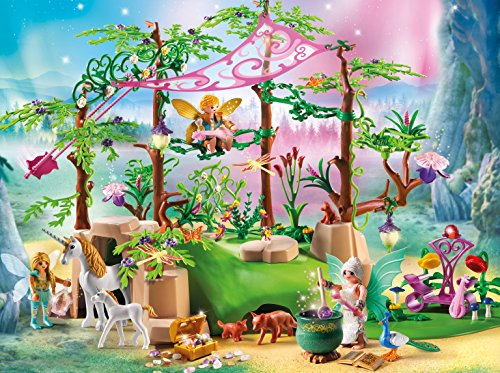 The Magical Fairy Forest set is one of the best Playmobil sets ever
