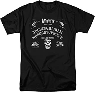 Misfits Officially Licensed Ouija Board T Shirt and Stickers