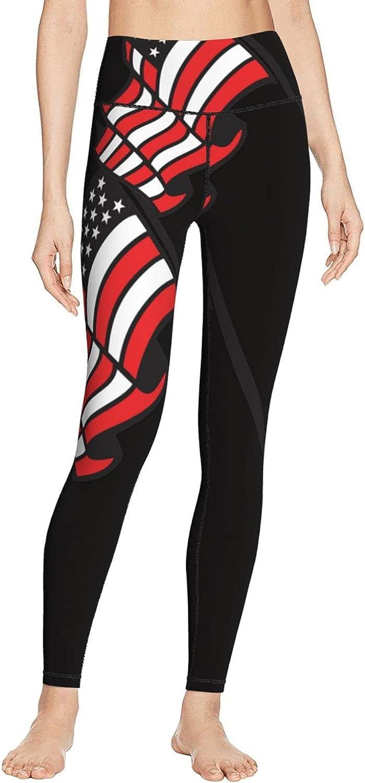 Hajicxl Tummy Control Women High Waist Yoga Pants Comfortable Stretch Pants