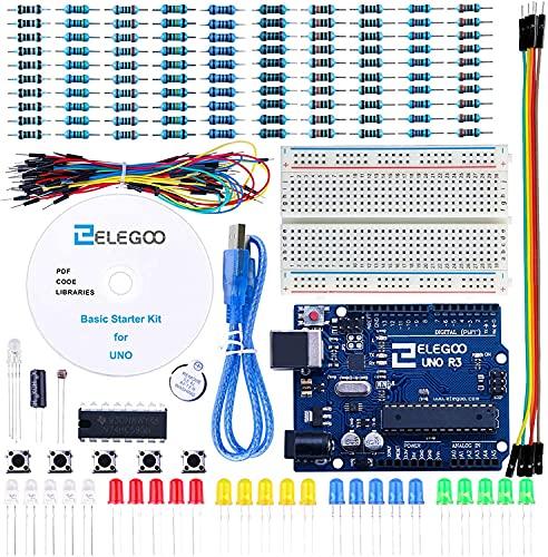 ELEGOO Basic Starter Kit Deutsch mit R3...