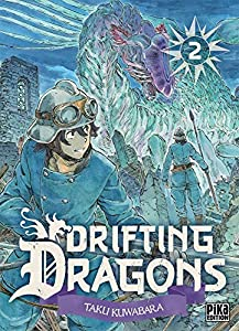 Drifting Dragons Edition simple Tome 2