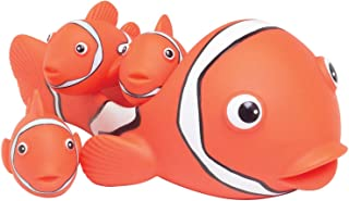 Clown Fish FamilyKids Bath Toy Set for Toddlers Fun Water Toys