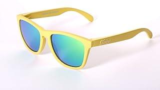 فلامينغو نظارة شمسية للللجنسين,بلاستيك,رمادي