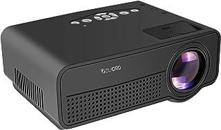 "ODLICNO Mini Proyector Portátil Full HD 1080P 200"""