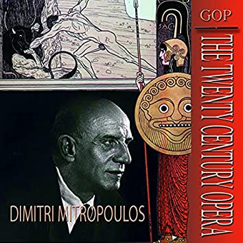 Dimtri Mitropoulos conducts Brahms
