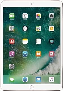 Apple iPad Pro 10.5' - 256GB Wifi - 2017 Model - Rose Gold (Renewed)