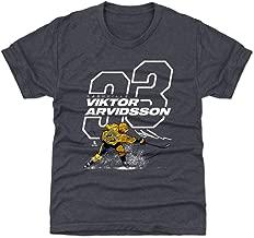 500 LEVEL Viktor Arvidsson Nashville Hockey Kids Shirt - Viktor Arvidsson Offset