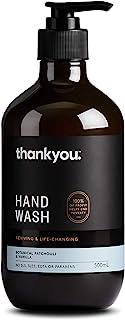 Thankyou Hand Wash Botanical Patchouli & Vanilla - Reviving (500mL)