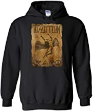 Best led zeppelin hoodie Reviews