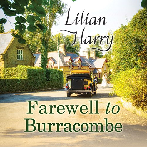 Farewell to Burracombe cover art