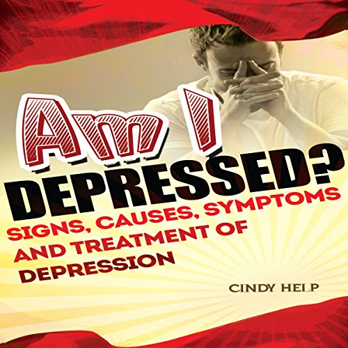 Am I Depressed audiobook cover art