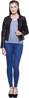 Albapelle Women's Lambskin Leather Jacket
