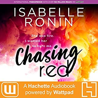 Chasing Red audiobook cover art