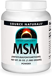 SOURCE NATURALS Msm, 35 Ounce
