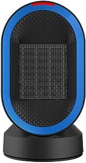 Calefactor Ventilador Personal Calentador Compacto portátil calentador PTC espacio más cálido de energía del ventilador eléctrico eficiente Oscilación automática de Protección del sobrecalentamiento d