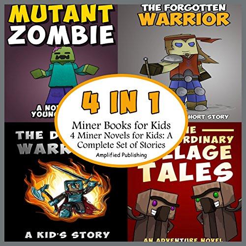 Miner Books for Kids audiobook cover art