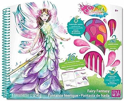 compras online de deportes Splash Splash Splash Of Color Deluxe Kit-Fairy Fantasy by Wooky Entertainment  bienvenido a comprar
