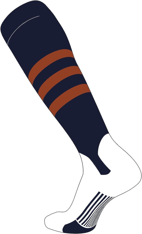 TCK Elite Regular store Baseball Knee High Stirrup Tex Navy 5in Socks Dk B Direct store