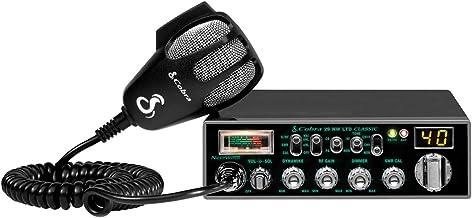 Cobra 29NW Classic Professional CB Radio - Emergency Radio, Travel Essentials, Instant Channel 9/19, Full 40 Channels, SWR...