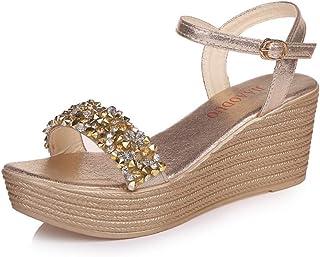 9e3cec547294c Amazon.com: tesla - Flats / Sandals: Clothing, Shoes & Jewelry