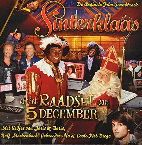 Various - Sinterklaas En Het Raadsel Van 5 December