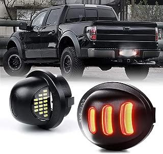 Best 2008 f150 license plate light bulb Reviews