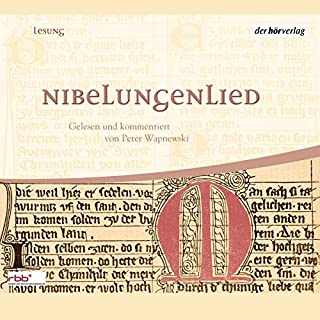 Nibelungenlied audiobook cover art