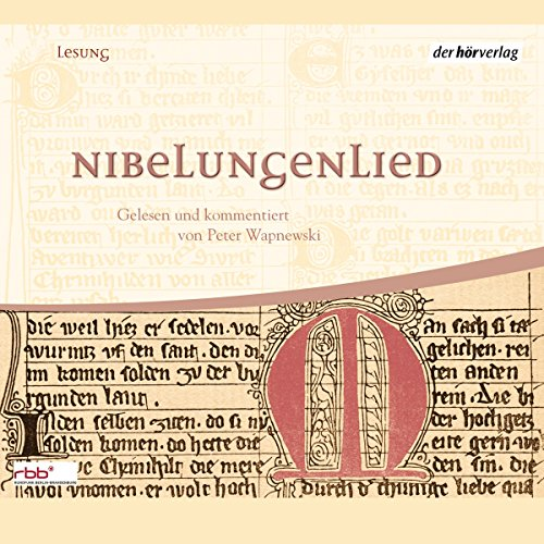 Nibelungenlied audiobook cover art
