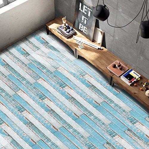 Vinilo autoadhesivo decorativo Squarex para suelo o pared de baños y cocinas