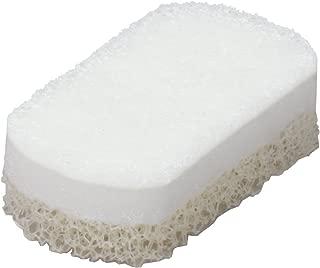 オーエ ソフト スポンジ ホワイト 約縦12×横6.5×奥行3.6cm スマートホーム トリプルスポンジ 日本製